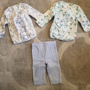 Other - Aden and Anais Baby Set (3-6M)